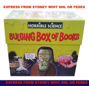 Horrible Science Collection 20 Books Gift Box Set Of Bulging Books |EXPRESS COURIER FROM SYDNEY