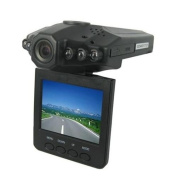 Pama Plug 'N' Go Portable In Car Camera 720P HD DVR 6.4cm TFT LCD Drive Dash Cam Recorder