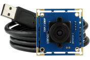 ELP USB with Camera 2.1mm Lens 1080p Hd Free Driver USB Camera Module ,2.0 Megapixel(1080p) Usb Camera,for Linux Windows Android Mac Os