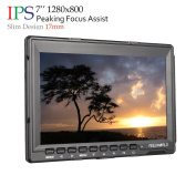 Fw-759 18cm Slim Design Ultra Hd IPS 1280*800 Camera Field Monitor Hdmi 1080p