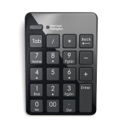 Satechi® Bluetooth 20 Keys Wireless Numeric Keypad for iMac, Macbook, Laptop / Notebook, Desktop / PC Computer Compatible with Windows and OS X System