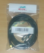 4GLte.eu - Cable Assembly SMA male reverse to N male