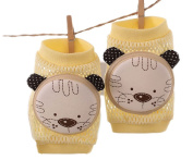 Cute Cotton Mesh Baby Leg Warmers Knee Pads/Protect-Tiger