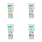 (4 PACK) - Green/Ppl Baby Wash & Shampoo - No Scent | 150ml | 4 PACK - SUPER SAVER - SAVE MONEY