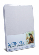 Formesse Protector Protect Satinesse Capliner for mattresses measuring 90 x 200 CM White
