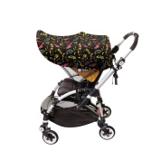 Dreambaby Medium Strollerbuddy Extenda-Shade - Animal Print
