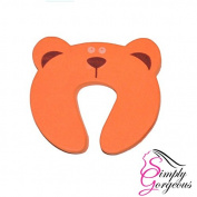 Baby Safety Animal Door Stopper Protector - Bear