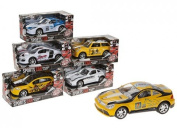 Friction Sports Cars with sound and lights