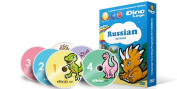 Russian DVDs for children - Learn Russian for kids DVD Set