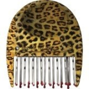 teeze w/eez TO GO Little Tease Compact Styler cool Leopard colour