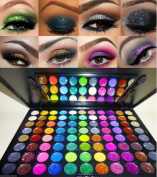 Beauty Treats 88 PRO Glitter Cream Colour Eye Shadow Makeup Eyeshadow Palette