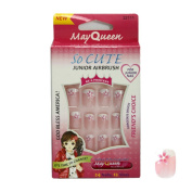 Beautique so Cute Junior Colour Changing Fake Nail 22111