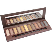 Joly® Cosmetic 12 Colour NK1 NK2 NK3 Eyeshadow Eye Shadow Palettes Makeup Brushes