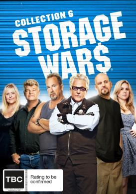 Storage Wars: Collection 6 [DVD_Movies]