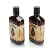 ~Beard Care~ Cinder Beard Wash and Conditioner Combo - By The Blades Grim