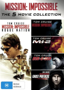 Mission: Impossible: The 5 Movie Collection (Mission [Region 4]