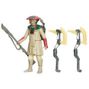 Star Wars The Force Awakens 9.5cm  Figure Desert Mission Constable Zuvio