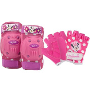 Bell Sports Minnie Mouse Pad Set