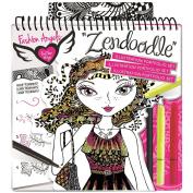 Fashion Angels Zendoodle Illustration Portfoloio Set