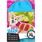 Fashion Angels Darn Yarn Pet Sweater