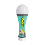 First Act Universal Minions Microphone MN965, Blue