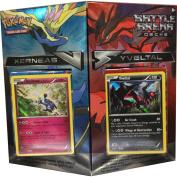 Pokemon Battle Arena X & Y Deck