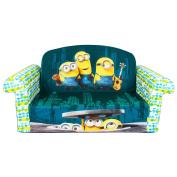 Minions 2-in-1 Flip Open Sofa