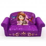 Disney Junior Sofia the First Flip Open Sofa