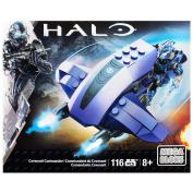 Mega Bloks Halo CNH23 Covenant Commander Building Set
