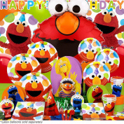 Elmo Birthday Ultimate Kit for 8
