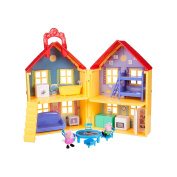 Peppa Pig Peppa's Deluxe House Playset