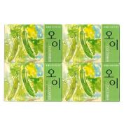 Amore Pacific Fresh Massage Moisturising Beauty Cucumber Soap Bar