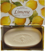 Limone Italian Lemon Scented Bar Soap