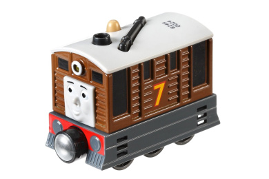 Fisher-Price Thomas & Friends Take-n-Play Talking Toby