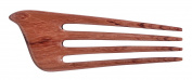 Mary Crafts Wooden 4 Prongs Hair fork, Hair Pin, Hair Stick, Hair Accessory Handmade
