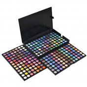 Gaga Professional 252 Colours Ultimate Eyeshadow Eye Shadow Palette Cosmetic Makeup Kit Set Make up Professional Box