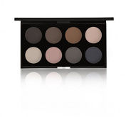 Basics Matte Eyeshadow Palette By GA-DE COSMETICS