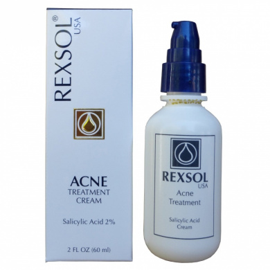 Rexsol Acne Treatment Cream Salicylic Acid Cream
