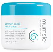 Mumsie Maternal Skin Care Stretch Mark Relief Cream, 4.2 Fluid Ounce