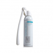 Never Miss a Spot SPF50 Sunscreen - Spray Sunscreen with Innovative Back Wand System - 150ml - By PhD Skin Care