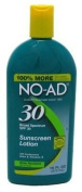 No-Ad Spf#30 Sunscreen Lotion 470ml (6 Pack) by No-Ad Suntan