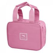 Travel Toiletry Toiletries Cosmetic Beauty Wash Bag Handbag Pink
