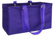 "MDM Bags Large Utility Tote Bag, Laundry Bag ""Purple & Purple"""