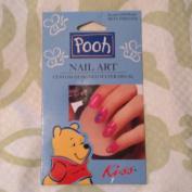 Winnie the Pooh Nail Art Custom Designed Water Decal- Best Friends