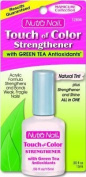 Nutra Nail Touch Of Colour Strength Tint 33 pcs sku# 905940MA