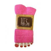 PEDI SOX Luxury Pink 1-pr