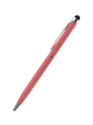 NameStar Touch Stylus and Pen Packaged in Protective Blister Card - Retail Packaging - Salmon Pink