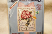 """Sentimentals Counted Cross Stitch (1992) """"Walk with God"""""""
