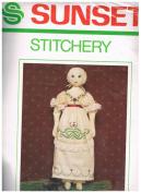 Holly Noel Christmas Doll Kit