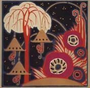 Art Needlepoint Art Nouveau Tree Bells Winterthur Needlepoint Kit